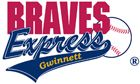 Gwinnett Braves Express E-Blast Newsletter advertising