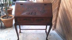 Beautiful Antique Oak desk
