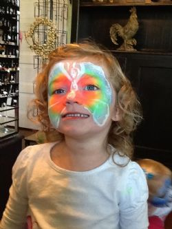Face Painter for Hire