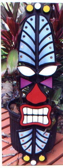"36"" Tall TIKI Mask"